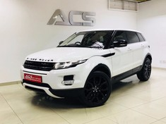 2013 Land Rover Evoque Si4 DYNAMIC 2.0 AUTO BLACK PACK FULLY LOADED Gauteng Benoni