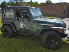 2000 Jeep Wrangler Sport Dual Top Western Cape Kraaifontein