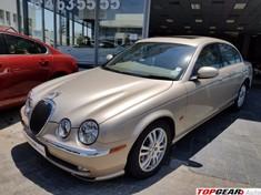 2003 Jaguar S-Type 4.2 V8 At  Gauteng Bryanston