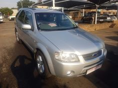 2006 Ford Territory 4.0i Ghia At Gauteng Randburg