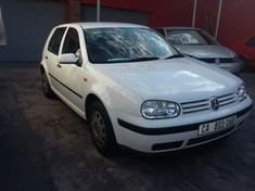 1999 Volkswagen Golf 1.6 Comfortline At  Western Cape Cape Town