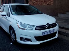 2012 Citroen C4 1.6 Vti Attraction  Gauteng Johannesburg