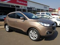 2013 Hyundai iX35 R2.0 Crdi Gls Awd At  Kwazulu Natal Pietermaritzburg