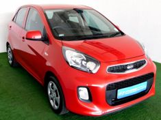 2016 Kia Picanto 1.0 Lx  Mpumalanga Nelspruit