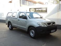 2009 Toyota Hilux 2.0 Vvti S Pu Sc Gauteng Vereeniging