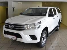 2017 Toyota Hilux 2.7 VVTi RB SRX Double Cab Bakkie Western Cape Tygervalley