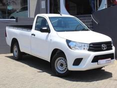 2016 Toyota Hilux 2.0 Vvti S Pu Sc  Gauteng Johannesburg