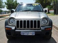 2006 Jeep Cherokee 2.8 Crd Limited At  North West Province Klerksdorp