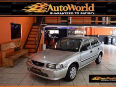2005 Toyota Tazz 130 Western Cape Goodwood