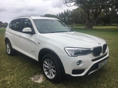 2016 BMW X3 xDRIVE20d Auto Eastern Cape East London