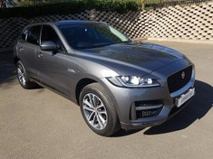 2017 Jaguar F-Pace 2.0 i4D AWD R-Sport North West Province Rustenburg
