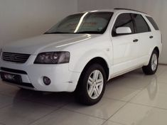 2006 Ford Territory 4.0i Ghia At  Gauteng Rosettenville