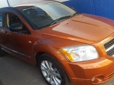 2012 Dodge Caliber 2.0 Cvt Sxt At Gauteng Jeppestown