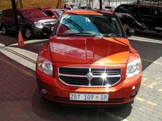 2010 Dodge Caliber 2.4 Sxt  Gauteng Four Ways
