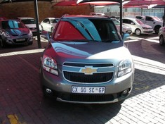 2014 Chevrolet Orlando 1.8ls  Gauteng Four Ways