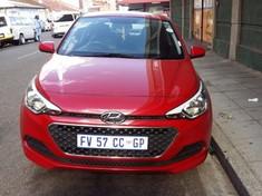 2016 Hyundai i20 1.2  Gauteng Johannesburg