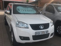 2014 GWM Steed 5 2.5 Tci Pu Dc Gauteng Pretoria