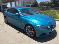 2017 BMW 4 Series 420D Gran Coupe M Sport Auto Gauteng Centurion