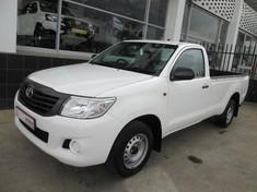 2016 Toyota Hilux 2.0 VVTi AC Single Cab Bakkie Kwazulu Natal Kokstad