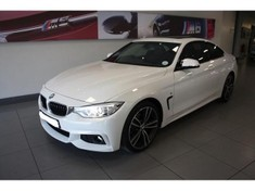 2017 BMW 4 Series Coupe M Sport Gauteng Four Ways