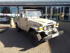 1977 Toyota Land Cruiser Pu Sc  Mpumalanga Delmas