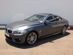 2017 BMW 4 Series Coupe M Sport Gauteng Pretoria