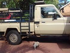 2002 Toyota Land Cruiser 70 4.2d Pu Sc  North West Province Rustenburg