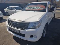 2014 Toyota Hilux 2014 Toyota 2.0 VVTi 131000km FSH Corne 0763353361 Western Cape Goodwood