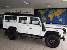 2015 Land Rover Defender 110 2.2D SW LE BLACK  SILVER EDITION Northern Cape Upington