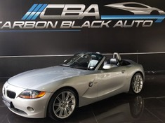 2004 BMW Z4 2.5si Roadster At e85 Gauteng Sandton