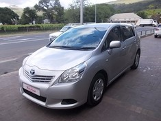 2012 Toyota Verso 1.6 S  Western Cape Paarl