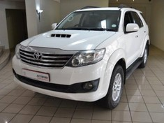 2014 Toyota Fortuner 3.0d-4d Rb At  Western Cape Tygervalley