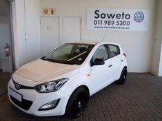 2014 Hyundai i20 1.2 Motion  Gauteng Soweto