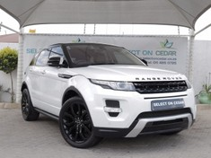 2011 Land Rover Evoque 2.0 Si4 Dynamic Gauteng Four Ways