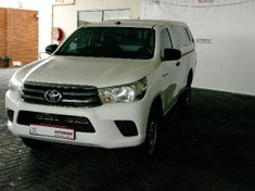 2016 Toyota Hilux 2.4 GD-6 SRX 4X4 Single Cab Bakkie Eastern Cape East London