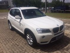 2014 BMW X3 Xdrive20d Exclusive At  Gauteng Johannesburg