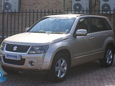 2011 Suzuki Grand Vitara 2.4 At  Gauteng Roodepoort