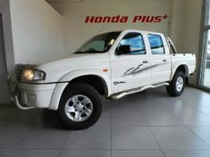 2004 Mazda Drifter 2500td Sle Pu Dc  Gauteng Johannesburg