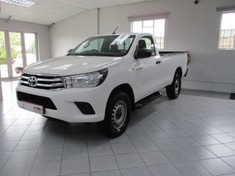2016 Toyota Hilux 2.4 GD-6 SRX 4X4 Single Cab Bakkie Eastern Cape Humansdorp