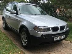 2004 BMW X3 Xdrive30i Lifestyle At  Gauteng Alberton