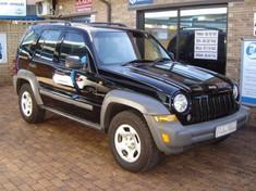 2005 Jeep Cherokee 2.4 Sport  Gauteng Johannesburg
