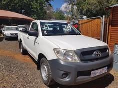 2010 Toyota Hilux 2.0 Vvt-i Pu Sc Gauteng Pretoria