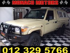 2010 Toyota Land Cruiser 79 4.0p Pu Sc  Gauteng Pretoria