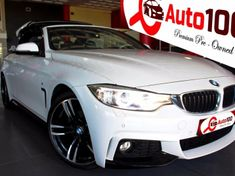 2015 BMW 4 Series 420i Convertible M Sport Auto Gauteng Roodepoort