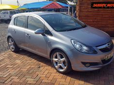 2010 Opel Corsa 1.6 Sport 5dr  North West Province Rustenburg