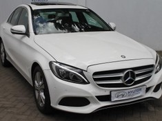 2016 Mercedes-Benz C-Class C 200k Avantgarde At  Gauteng Randburg
