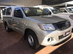 2011 Toyota Hilux 2.0 VVTi AC Single Cab Bakkie Gauteng Pretoria