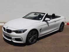 2017 BMW 4 Series 420i Convertible M Sport Auto Gauteng Pretoria