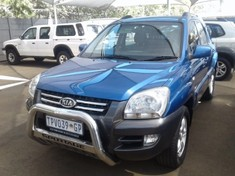 2006 Kia Sportage 2.0 Crdi Awd At  Gauteng Pretoria
