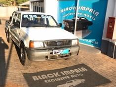 1998 Ford Courier 2500 Td Pu Dc  Gauteng Pretoria North